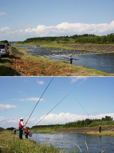 鳴瀬川水系