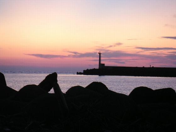 秋田県南漁港