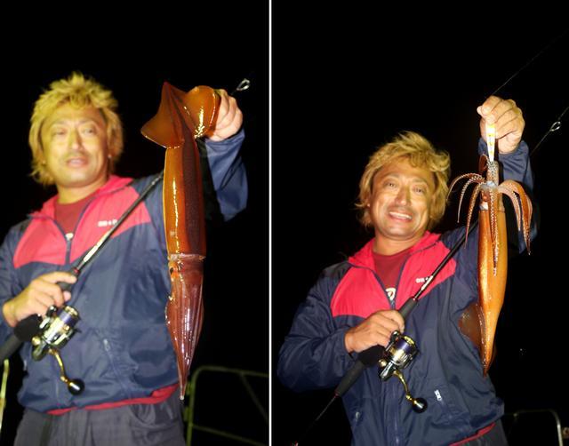 丹野さん釣果
