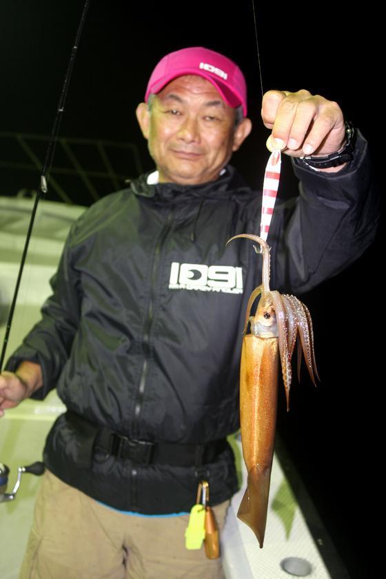 薦田さん釣果