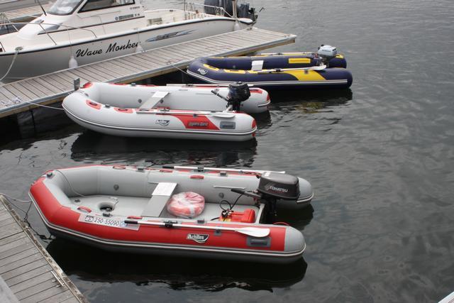 ボートの種類