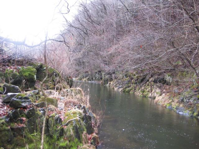 釣り場の流れ