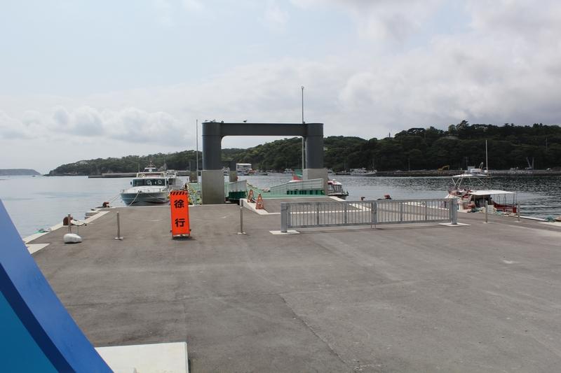 フェリー桟橋