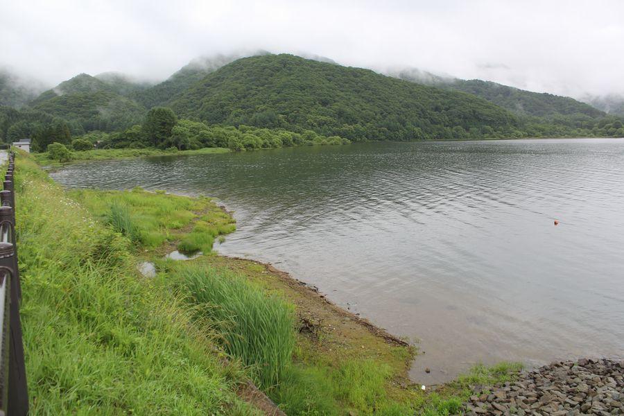 桧原湖ポイント
