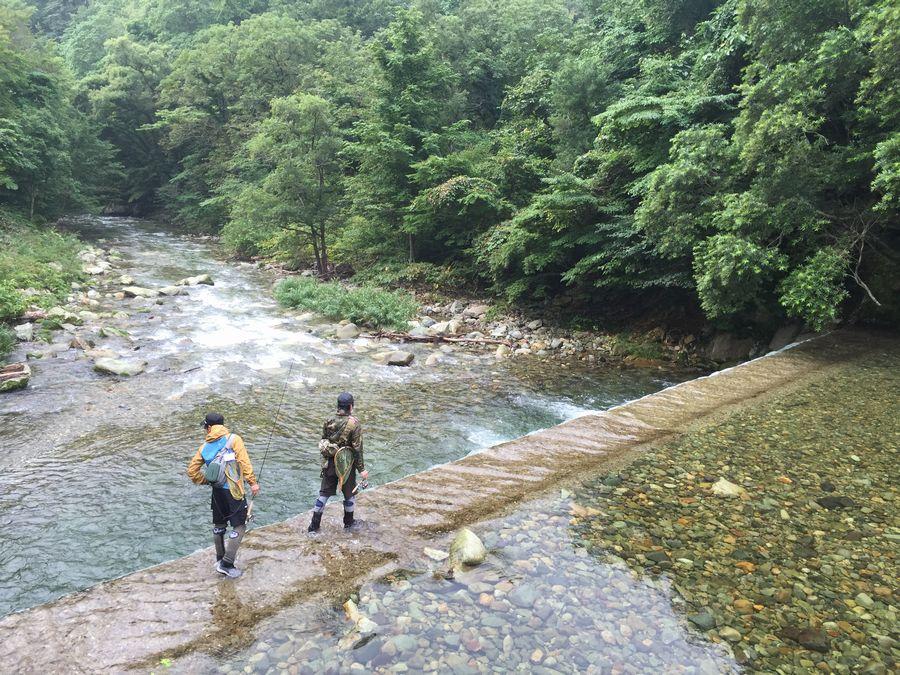 和賀川水系
