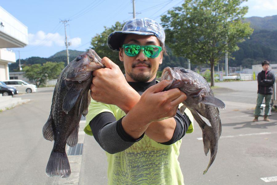 釜石根魚大会