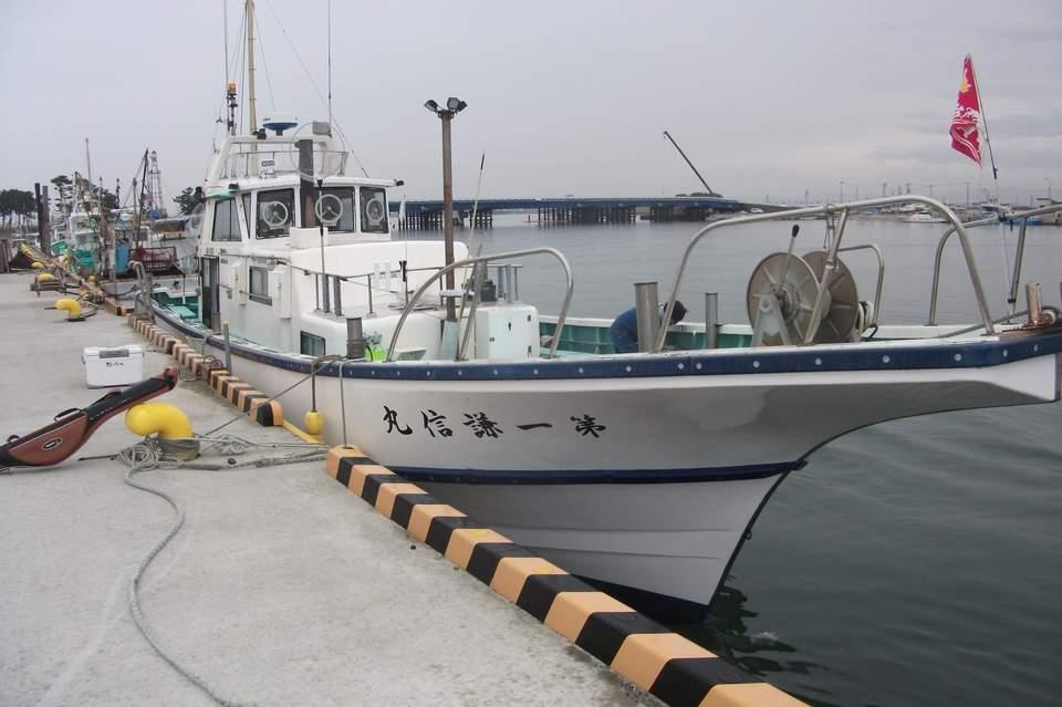 釣り船紹介