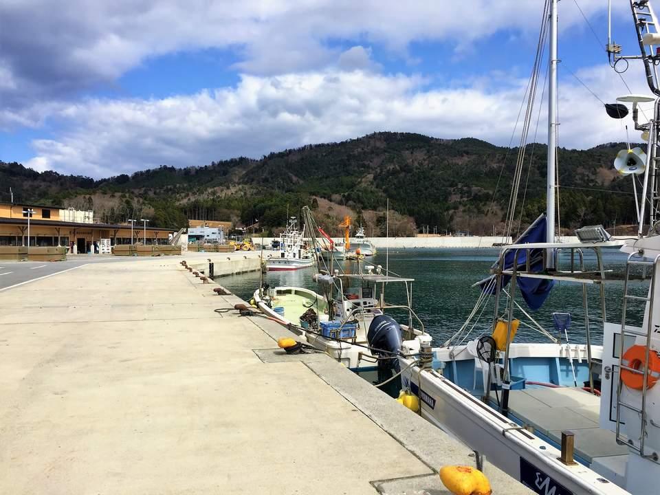 小網倉漁港