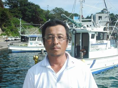 芳栄丸船長