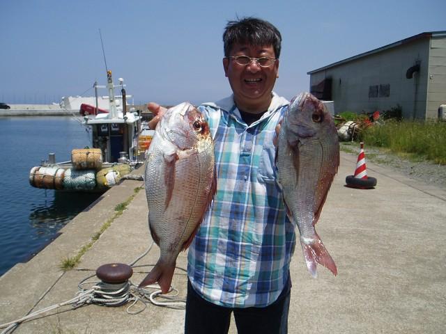 タイ釣りガイド