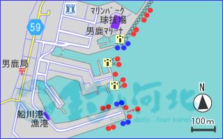 身近な釣り場] 船川港 - 秋田県...